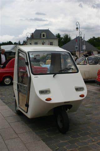 voiture sans permis 3 roue