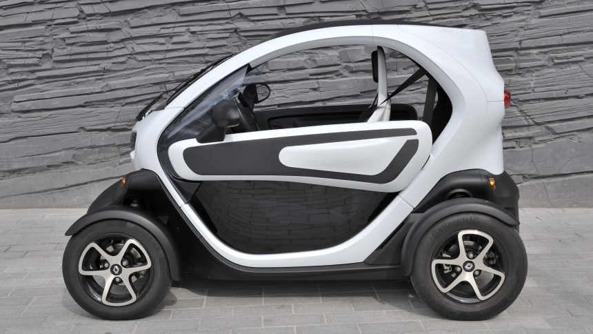 Renault Twizy bresil
