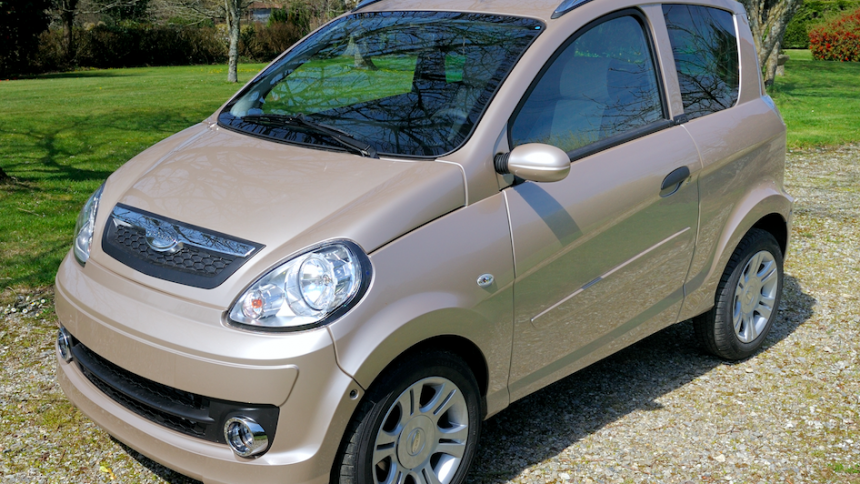 Microcar M GO Family 2010