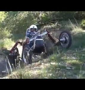 La Swincar, voiture sans permis tout-terrain