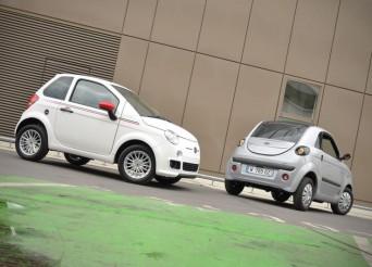 Microcar Dué et Bellier B8 Italia