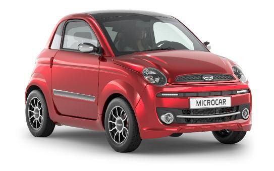 Microcar Dué 3